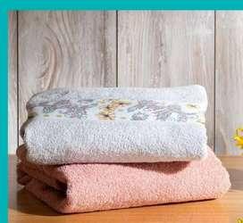 Set de toallas Hernán zajar
