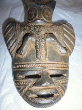 mascaras antiguas coleccionables