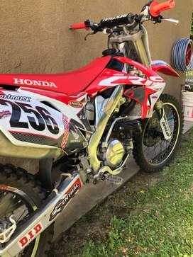Honda CRF 450cc