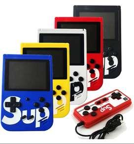 Mini Consola Retro Gameboy Incluye 168 Juegos
