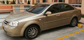 Chevrolet  Optra 2007 MT 1.400cc