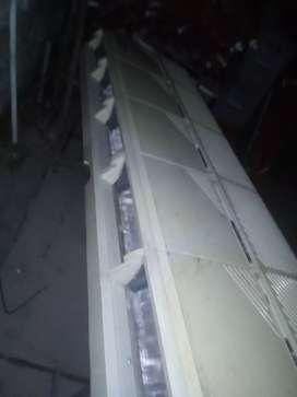 Vendo aire acondicionado split industrial
