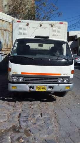 Camióncito Toyota Dina Turbo