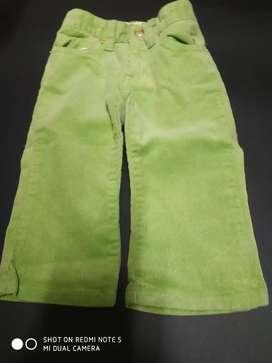 Jeans USADOS americano niños