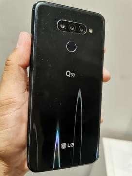 LG Q60 TRIPLE CAMARA