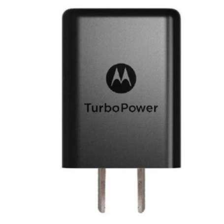 Cargador Turbo Power Motorola 15w Moto G6 G7 G7 Plus Play