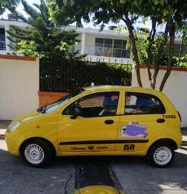 Hermoso taxi en buen estado, modelo 2013