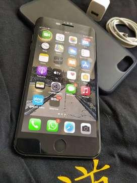 vendo cambio iphone 8plus 64gb