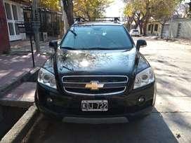 Chevrolet Captiva Ltz turbo diesel 2.0 año 2011