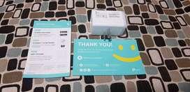 Enchufe inteligente Wi-Fi compatible Alexa y Apps celular.