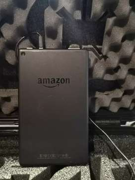 Tablet fire Amazon hd 7