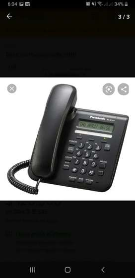 Teléfono Panasonic kx-nt511