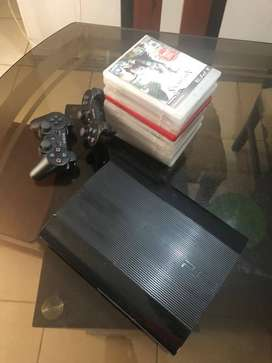 VENDO PS3 DE 500 GB