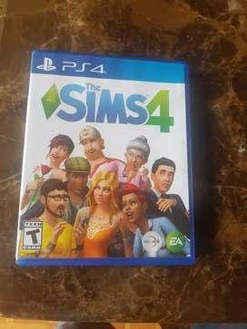 JUEGO LOS SIMS4 PS4