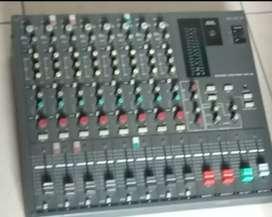 Bafles.mixel consola de 8 canales Sony,amplificador de potencia