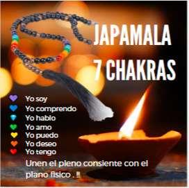 JAPAMALA 7 CHAKRAS