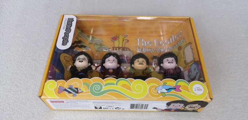 The Beatles Little People Fisher-Price