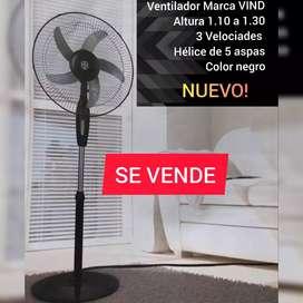 Ventilador Nuevo Marca VIND