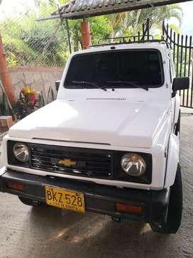 Vendo Chevrolet Samurai 4x4 modelo 2000