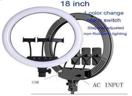 Aro de luz de 45cm