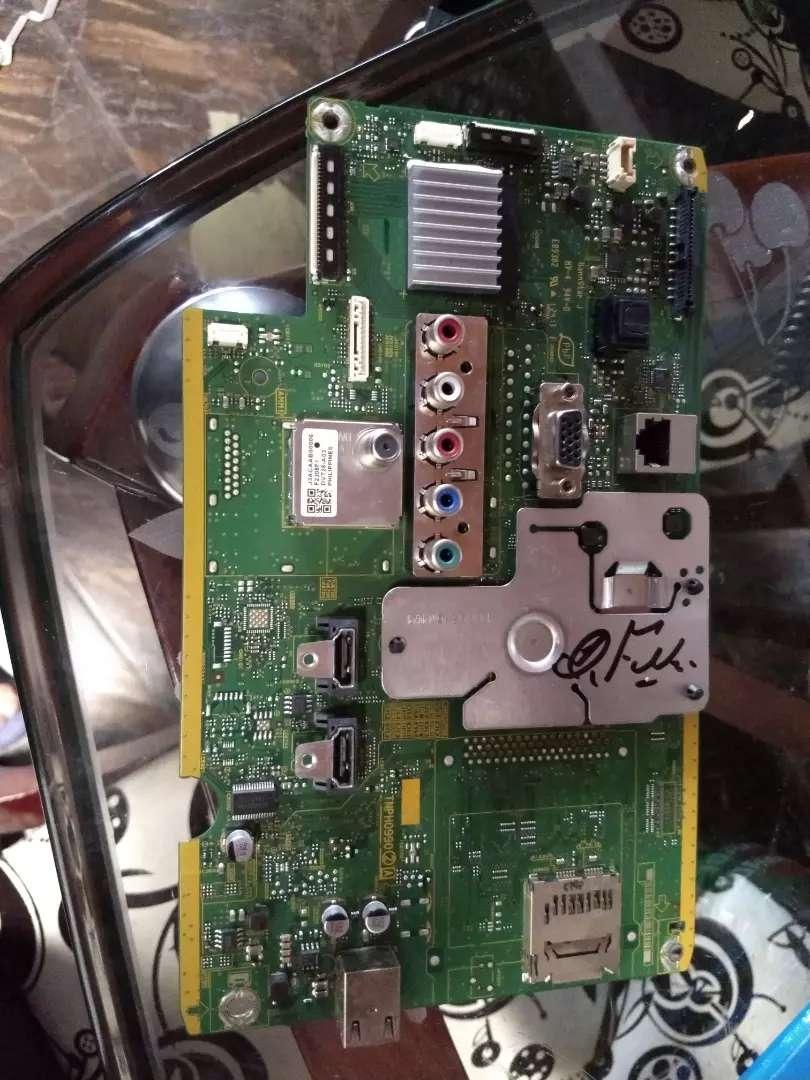 Tarjeta Main TV Panasonic modeló tc-p42xt50h 0