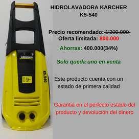 HIDROLAVADORA KARCHER K5-540