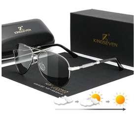 Gafas de sol fotocromaticas +UV400+Polarizacion Modelo N7899