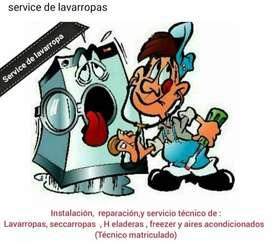 Servis de lavarropas