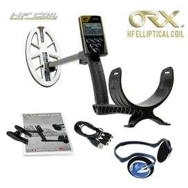 Orx con bobina elíptica