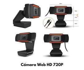 WEBCAM 720p HD