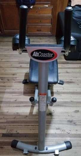Maquina para Abdominales AbCoaster