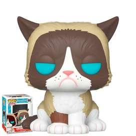 Funko Pop  Grumpy Cat (gato gruñon)