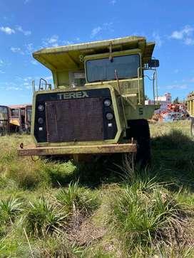 Camión roquero Terex para 45tn