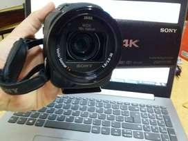 HandyCam Sony 4K