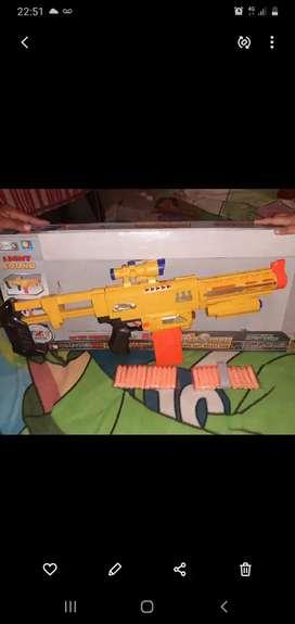 Vendo pistola lanza dardos