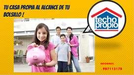 TECHO PROPIO