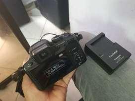 Vendo cámara Panasonic lumiz FZ40 en perfecto estado