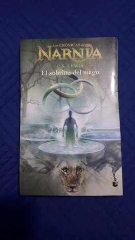 Las crónicas de narnia: El sobrino del mago por C.S Lewis