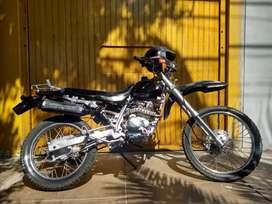 Moto Waxin Cross