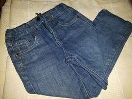 jeans buzos T 4 varios usados