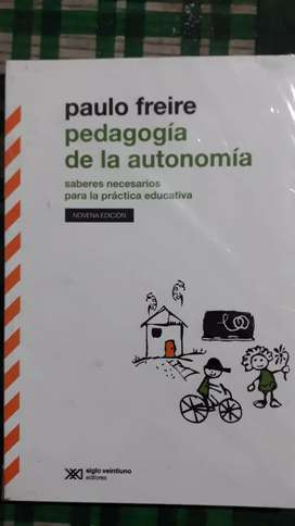 PEDAGOGIA DE LA AUTONOMIA (nuevo)