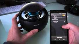 PARLANTE Sony SRS BTV25 Altavoz inalámbrico Bluetooth