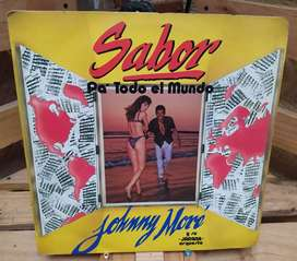 Long Play Lps Díscos Acetatos Vinilos Vinyl  J O H N N Y   M O R E
