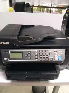 Impresora Epson con tinta continua