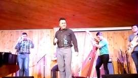 Grupo de Música Llanera con Sonido profesional.