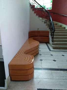 Fabricación y reparación de muebles de madera, melamine y tapizados