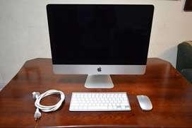 iMac 21.5-inch (PRECIO NEGOCIABLE)