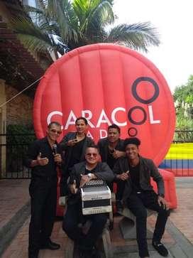 Parrandas Vallenatas Bogota para serenatas y Show Carnaval