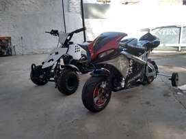 Mini moto pista