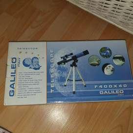 Telescopio Galileo Italy